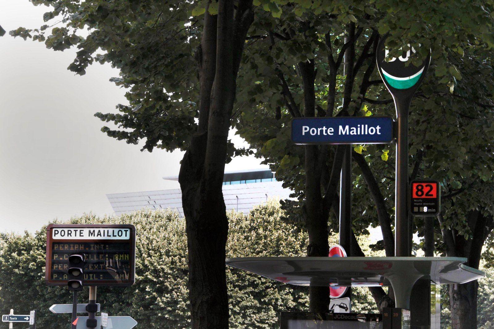 Paris Porte Maillot