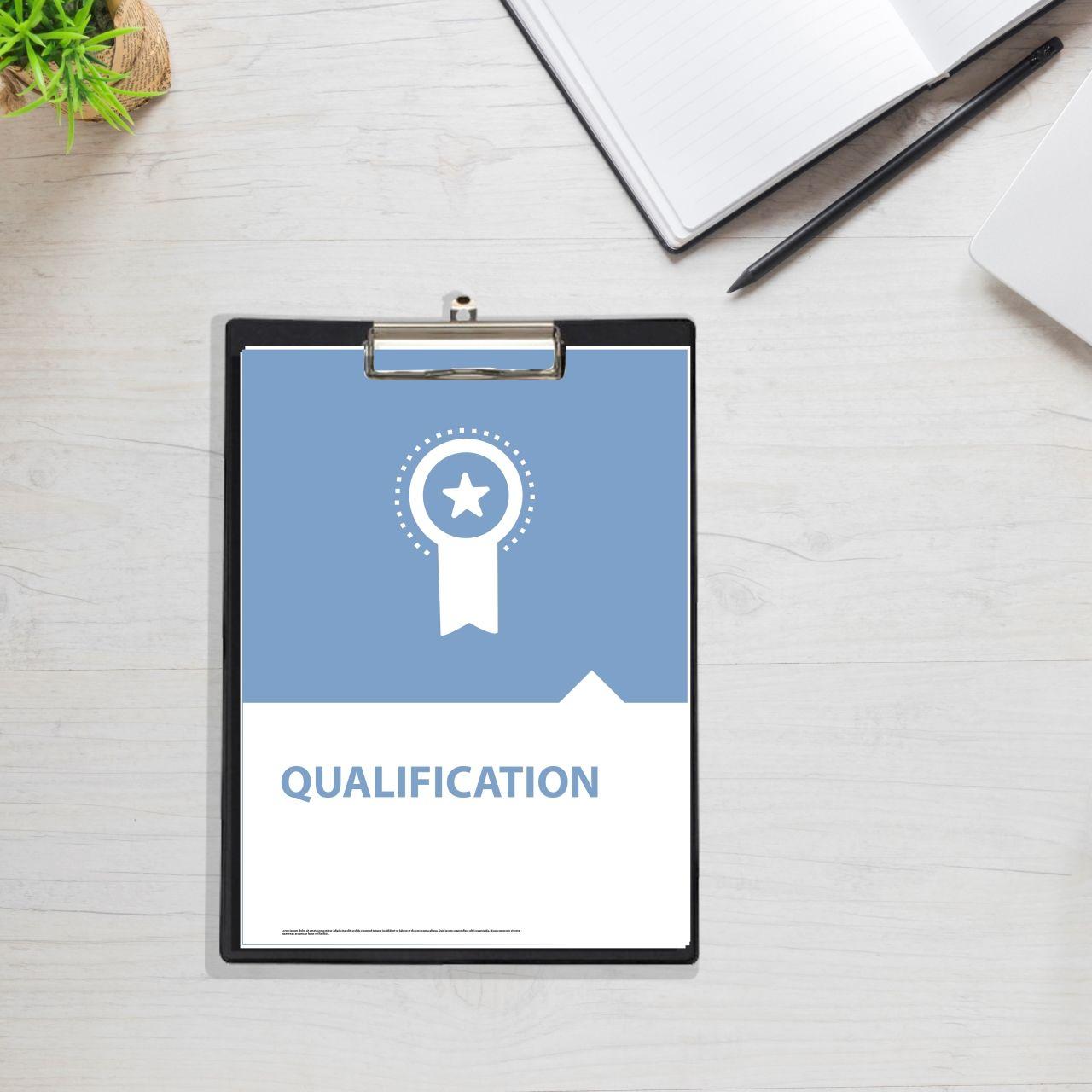 Image Qualification