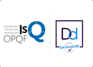 Agrément OPQF et Datadocké
