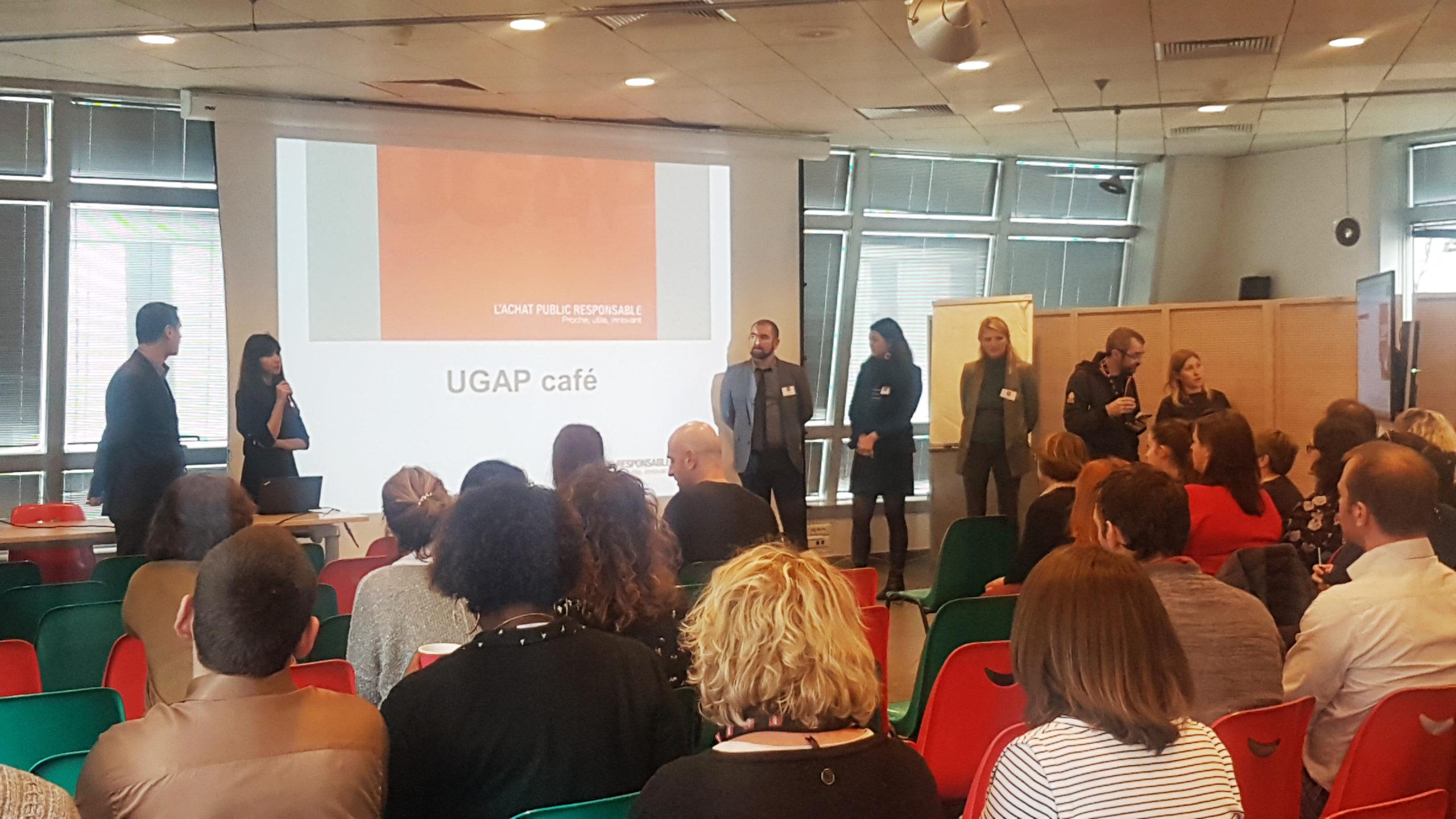 Conference UGAP Café